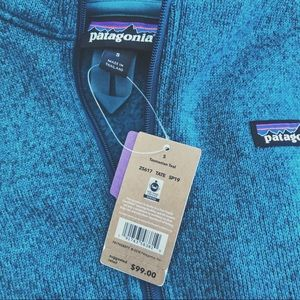 Patagonia Sweaters - Patagonia Women's Better Sweater 1/4 Zip